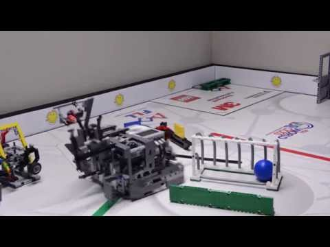 Robot Masters - FLL World Class - 857 points