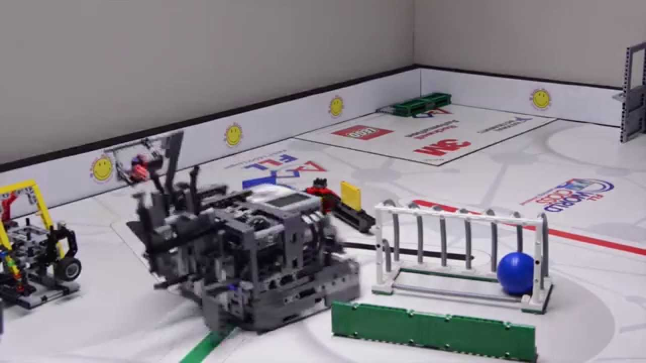 Robot Masters Fll World Class 857 Points Youtube