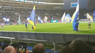 Fc Porto vs Chaves - momentos iniciais