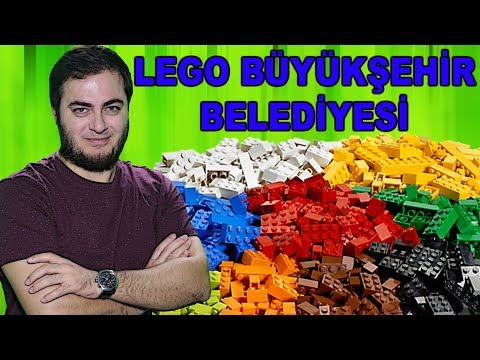 LEGO Büyük Şehir Projesi (LEGO WORLDS #11)
