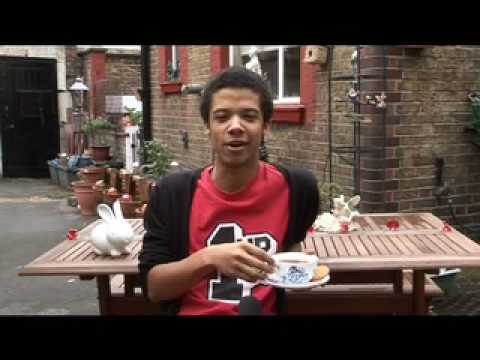 King Lear actor Jacob Anderson 'If I were a biscuit...'