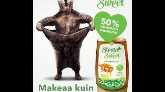 HoneySweet – vähemmän kaloreita kuin hunajassa