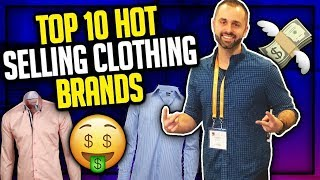 10 Hot Selling Men's Clothing Brands That Sold on eBay 💰💰