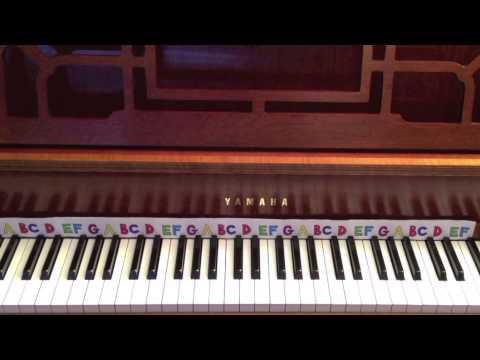 Music Theory at the Piano - Lesson 6: Chord Symbols
