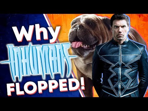 Download How Inhumans Became the BIGGEST FLOP of the MCU!