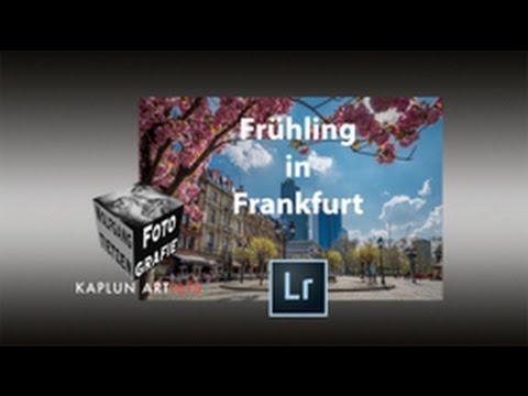 Frankfurt 2/5 - Frühlingsmotiv - HDR?  (in 4k)