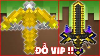 MINI GAME : ĐẠI CHIẾN ĐỒ VIP CHẾ TẠO TỪ KIM CƯƠNG ??