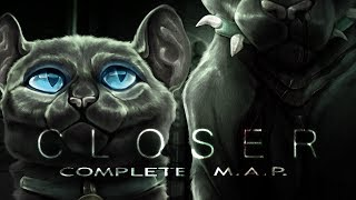 Closer | Scourge AMV MAP | COMPLETE(FLASH WARNING)