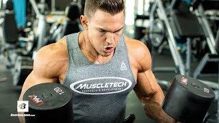 High Volume Chest Workout | Abel Albonetti