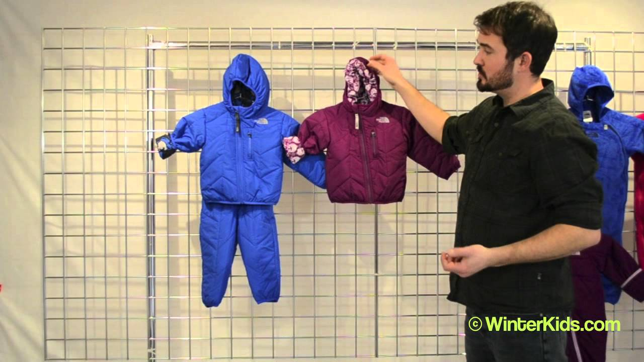 0225ddd7db13 2012-2013 The North Face Infant Reversible Perrito Jacket   Pants - YouTube