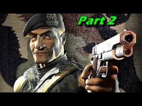 Commandos 2   HD Remaster Training Camp 2 |