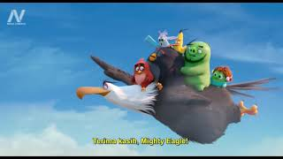 The Angry Birds Movie 2 (2019) - Gunung Mighty Eagle di Serang | Subtitle Indonesia