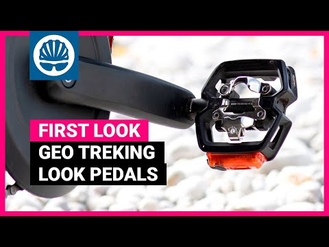 Look 2020 | NEW Double Sided Geo-Trekking Pedals
