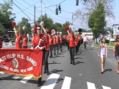 East Islip Band Memorial Day 2012
