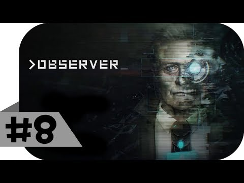 Observer - Epizoda 8 |SRB|