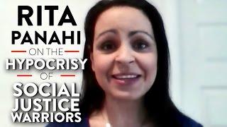 Highlighting the Hypocrisy of Social Justice Warriors (Rita Panahi Interview)