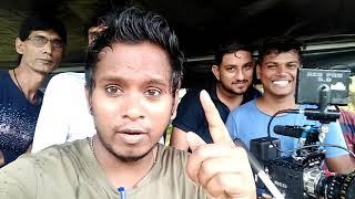 Sahil j ansari   music video   shooting time   fun with assistants  