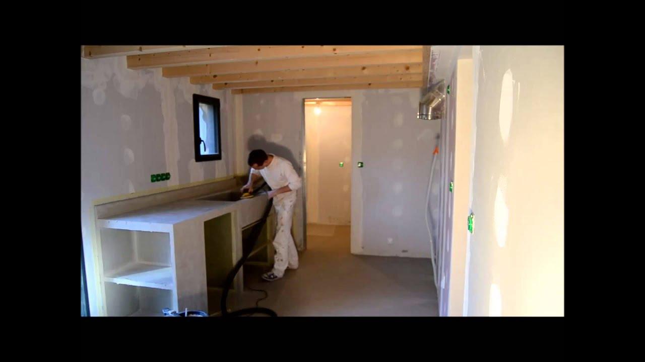 bg deco beton cir matieres marius aurenti youtube. Black Bedroom Furniture Sets. Home Design Ideas