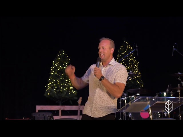 Thrive Message // It's time to Move - Ps Brad Hagan