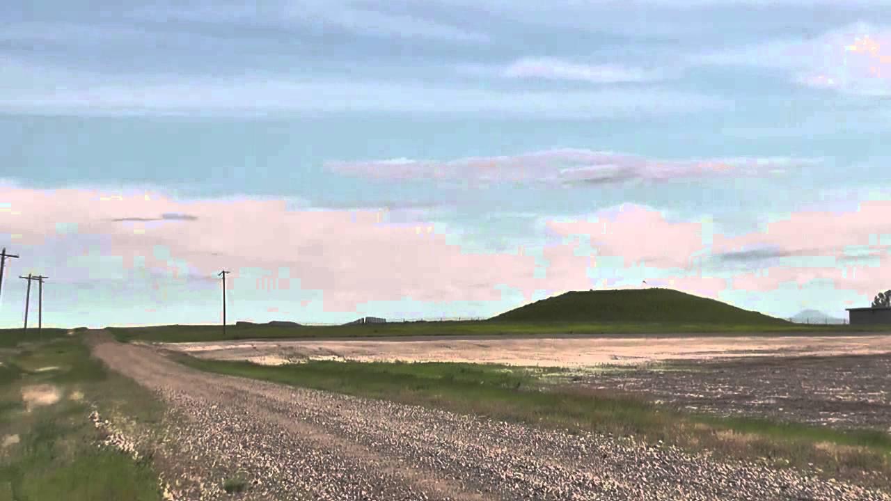 Video 1 Of Exploring The Montana Perimeter Acquisition Radar Site