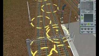 Trainz 2006 Buildning on Prestion Carlisle layout