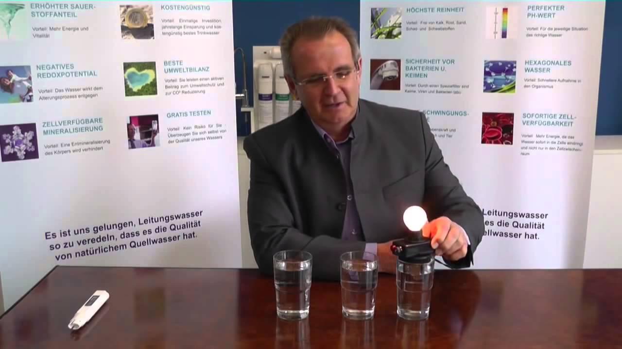 trinkwasserqualit t sichtbar gemacht so testen sie ihr trinkwasser selbst youtube. Black Bedroom Furniture Sets. Home Design Ideas
