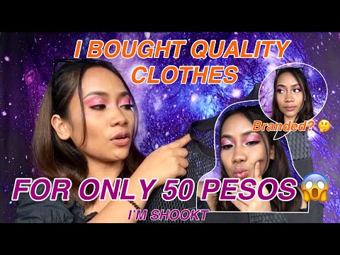 WHERE DO I BUY QUALITY CLOTHES YET CHEAP PRICE (ONLINE SHOP)   Warreina Panay