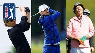 Best celebrity golf shots on the PGA TOUR