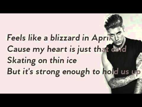 Life Is Worth Living - Justin Bieber with Lyrics (Audio Pitched)