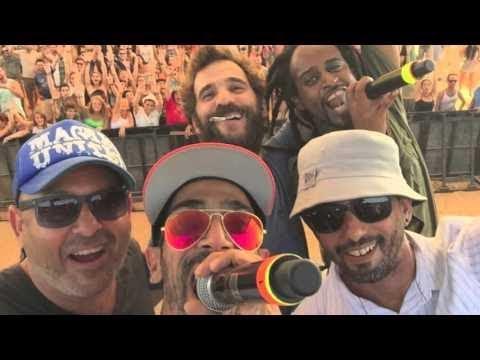 Laroz Sound System inDnegev 2015 Live