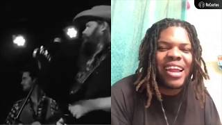 Chris Stapleton - Mans World (Cover) Live YDH Reaction  #viral #chrisstapleton #mansworld #tags