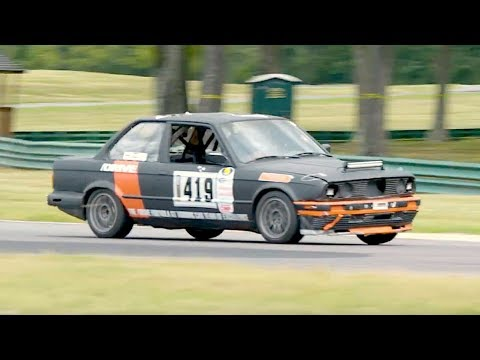 BMW E30 Chump Car w/Chris Harris -- /DRIVE ON NBC SPORTS