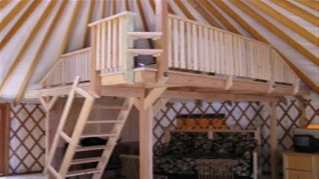 Floor Plans For Yurts YouTube