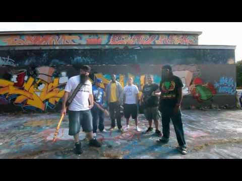 """FEAR NUTTIN BAND - """"FEAR NUTTIN"""" - VIBES LOVE REVOLUTION (2012) - Official Video {BoomBlaze Records}"""