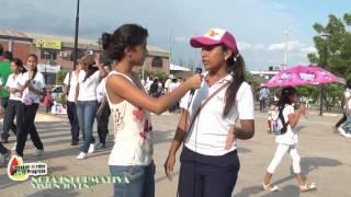MARCHA EN DEFENSA DEL AGUA PAZ DE ARIPORO 2014 - VISIÓN JÓVEN