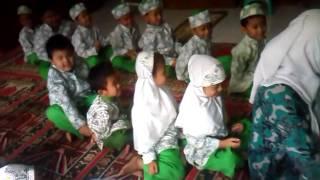 Lagu anakTK- di pijit pijit