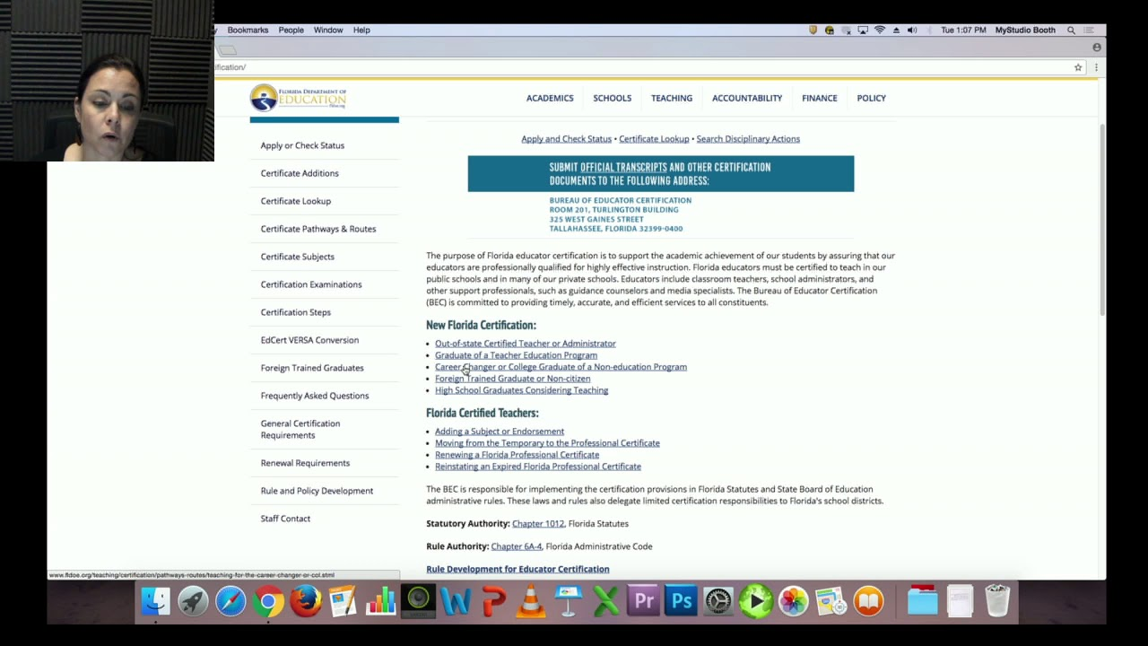 Teacher certification youtube teacher certification xflitez Images