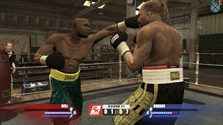 Xenia Xbox 360 Emulator - Don King Presents: Prizefighter Ingame / Gameplay! (DX12 WIP)