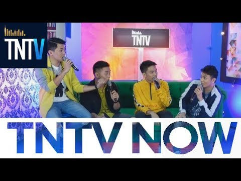 TNTV Now with COVE (Christian Bahaya, JM Bales and Sofronio Vasquez)