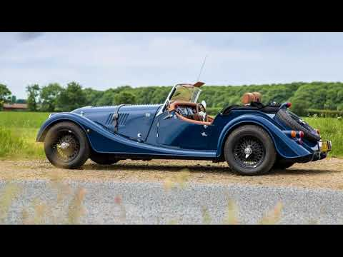 2018 Morgan 4/4 WOW !! First Drive Review