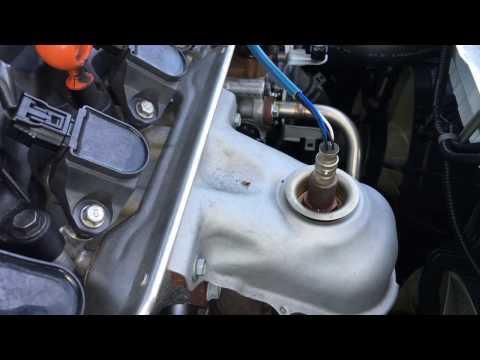 2006-2015 Honda Civic Air Fuel Ratio Sensor Replacement DIY