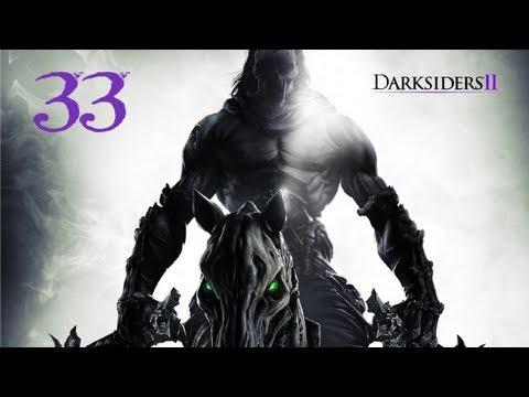 Прохождение Darksiders 2 - Часть 33 — Золотая арена: Третий камень / Босс: Гнашор
