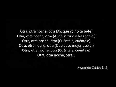 Don Omar – Dile [Letra]