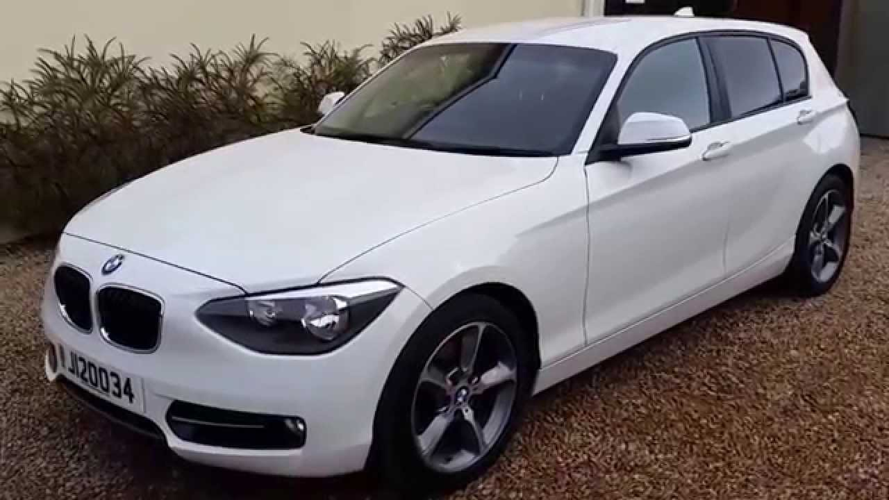 bmw 118i 1 6 turbo youtube. Black Bedroom Furniture Sets. Home Design Ideas