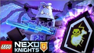 LEGO Nexo Knights 70351 Самолёт-истребитель Сокол Клэя. Нексо Рыцари Clay's Falcon Fighter Blaster
