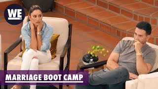 'Bobby Leaves the House' Sneak Peek | Marriage Boot Camp: Reality Stars | WE tv