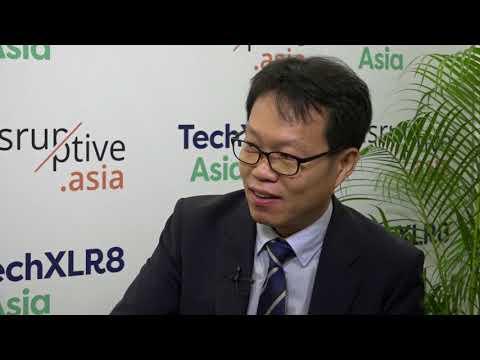 Pyoung Soo Park, Korea Telecom talks 5G at TechXLR8 Asia 2017