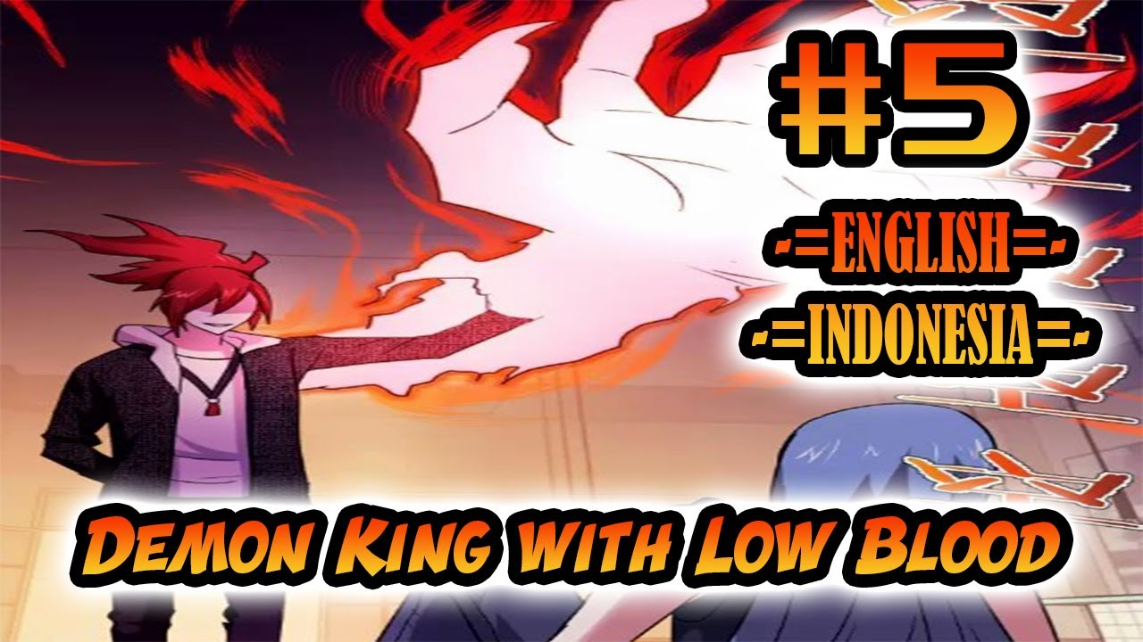 Demon King with Low Blood ch 5 [English - Indonesia]