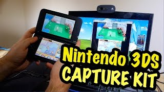 3DS XL Capture Card unboxing & Tested