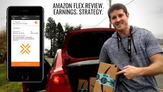 Amazon Flex Review, Earnings and Strategy 2019